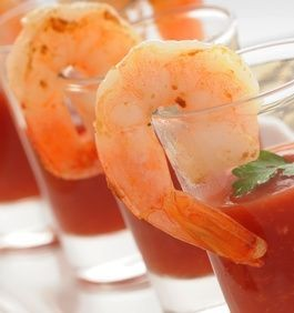 Seafood shrimp
