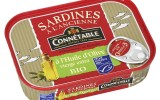 Connetable Chancerelle canned MSC sardines France French can