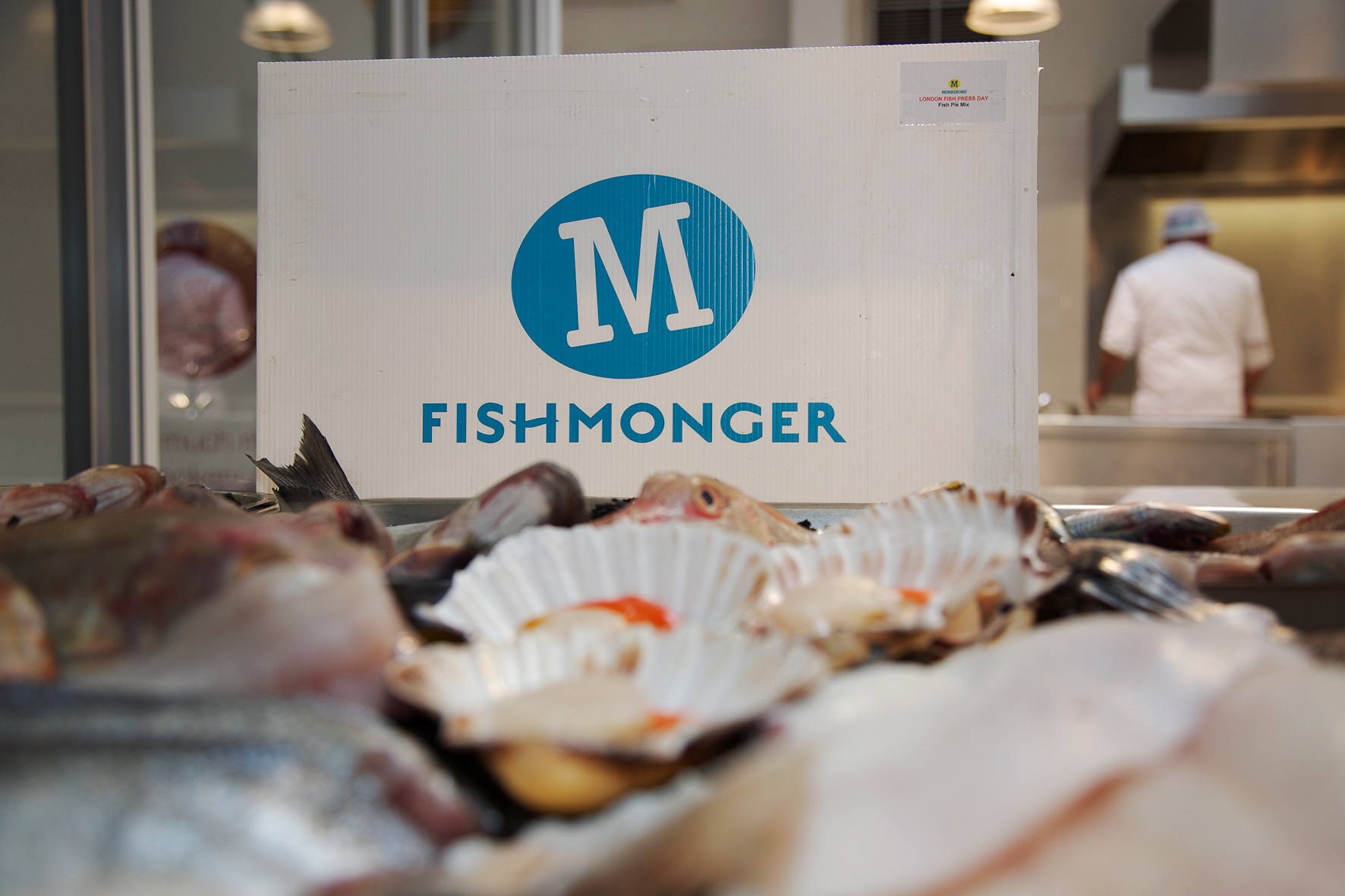 Morrisons revamps its fish offering