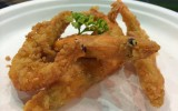 CP Foods soft shell shrimp