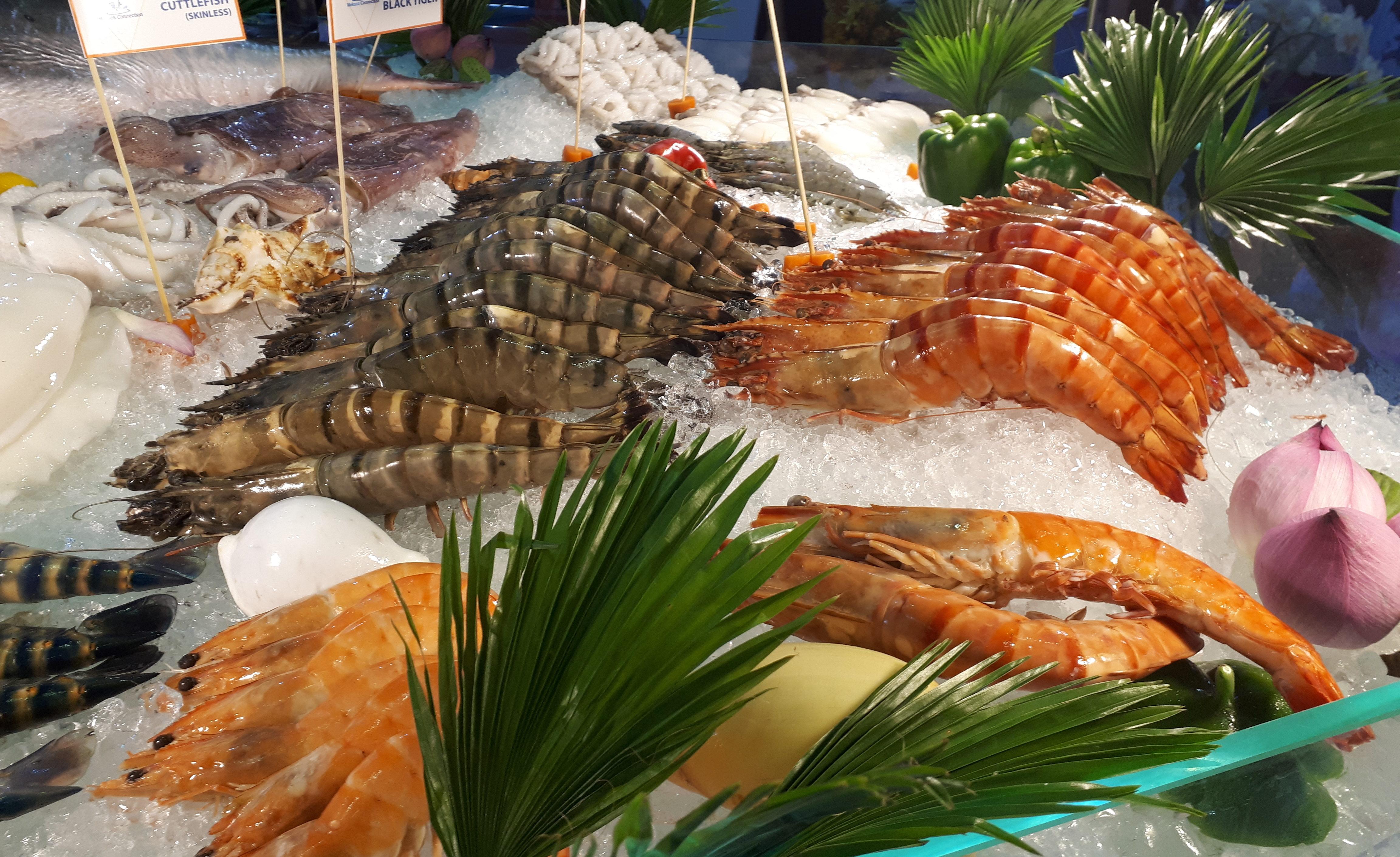 Vietnam Credits EU, China For 18% Jump In Shrimp Exports