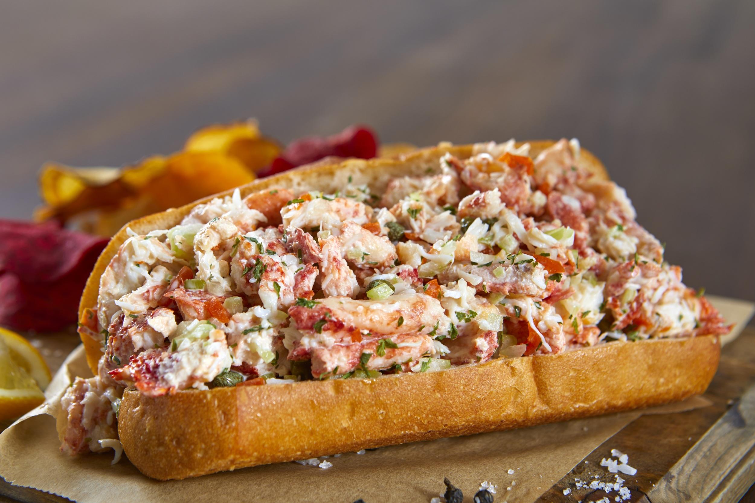 Image result for supreme lobster roll