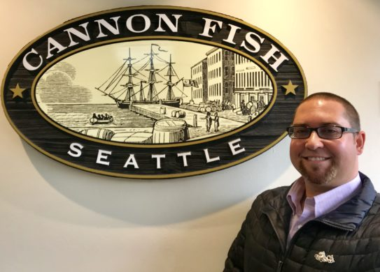 Seattle s cannon fish adds krokos to drive east coast us for Cannon fish company