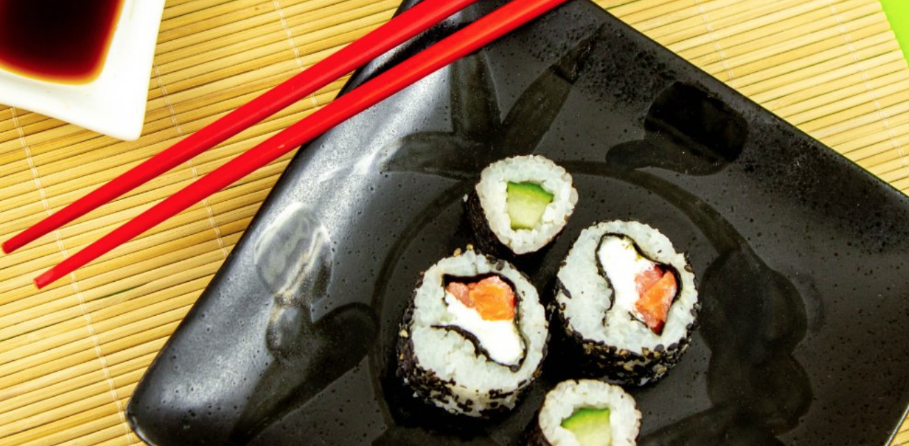 UK sushi maker's new snack pot products in Aldi include smoked