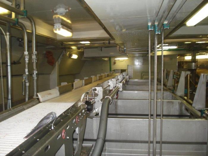 Ocean Harvest Refits Surimi Fishmeal Trawler For